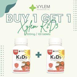 Xylem K2D3 100 tablets of 1200mg BUY 1 TAKE 1