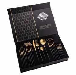 24 PC CUTLERY GIFT SET