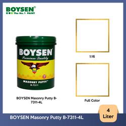BOYSEN Masonry Putty B-7311-4L