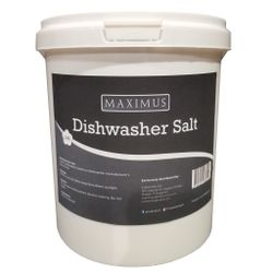 Maximus Dishwasher Salt 3kg