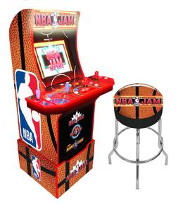 NBA Jam 1 Up Arcade