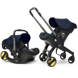 Doona Infant Car Seat/Stroller - Royal Blue