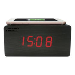 Trend Logic Wireless Charger Clock