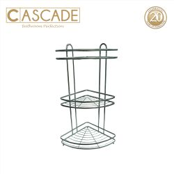 Cascade 3 Layer Corner Rack (Flatbar)