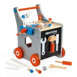 Janod Brico'Kids Magnetic DIY Trolley