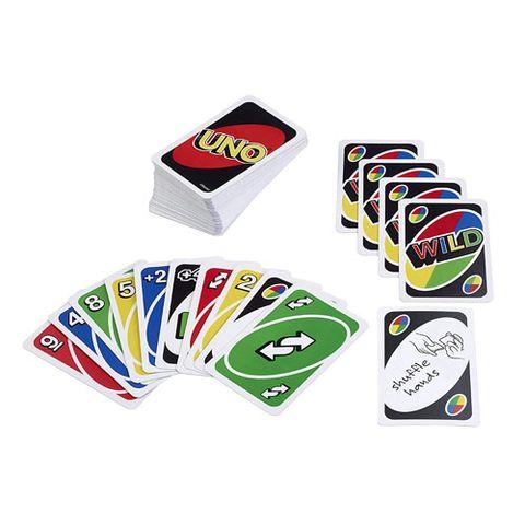 Mattel Games Uno Card
