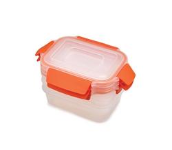 Joseph Joseph Nest Lock 3Piece Set Container 540ml Orange/81084