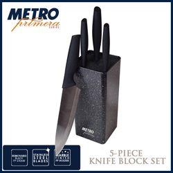 Metro Primera MKB 5359  5pcs Kitchen Knife Block Set