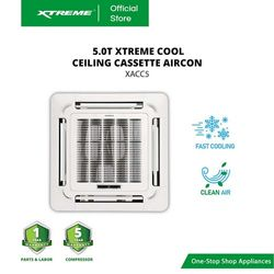 XTREME COOL 5.0T Ceiling Cassette Aircon (XACC5)