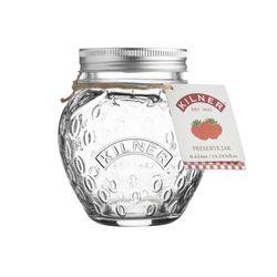 Kilner Strawberry Fruit Jar 0.45L