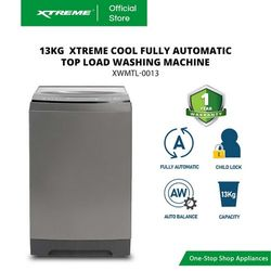 XTREME COOL 13KG Top Load Fully Automatic Washing Machine (XWMTL-0013)