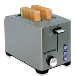 Pop-Up Toaster IS-82S