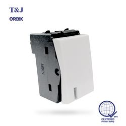 T&J ORBIK W2711L-2 (3 Way Switch with LED)