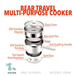 Bear Multi-Purpose Cooker