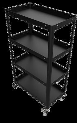 Mobile Cart 4 Shelf  - Large