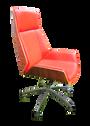 Gavin Premium Bentwood Executive Chair