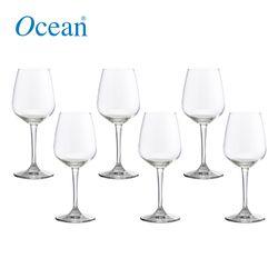 Ocean Glassware Lexington 11oz Red Wine Glass Set of 6