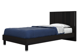 Nest Design Lab Dazzle Wood Bed - Twin