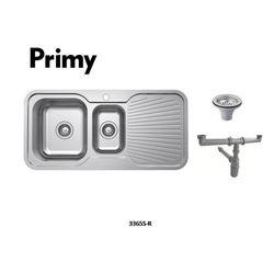 Primy 1.5B.RD Sink 980 x 480mm 3365S.R