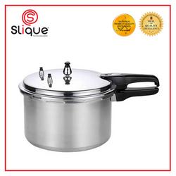 Slique Aluminum Pressure Cooker 9L