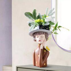 Happy Home PH Classy Girl Dried Flower Arrangement Vase