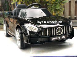 Toys n' Wheels PH Mercedes Benz FT