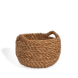 Calfurn Seagrass Double Rope Basket