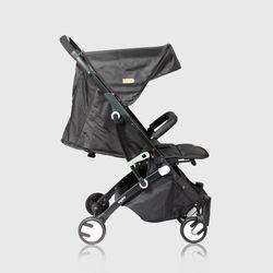 Looping Squizz 3 Stroller Black - Black Frame