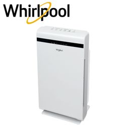 Whirlpool AP625 W 26 sq. meter Air Purifier, 4 Stage - Pre-Filter, HEPA Filter, 250 m3/hr