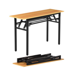 Djeon Portable Heavy Duty Folding Table