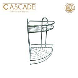 Cascade 2 Layer Corner Rack (Flatbar)
