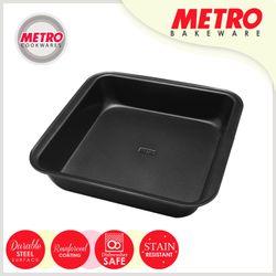 Metro MB 5536 8in SquareCake Pan