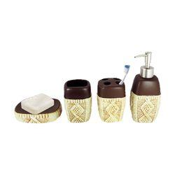 Ceramic Bathroom Accessories Set - BR002