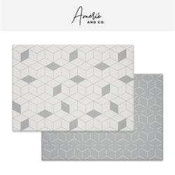 Labyrint Grey Reversible Playmat (Large)