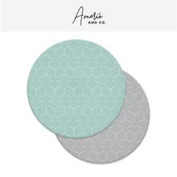 Signatur Sage Reversible Playmat (Circular)