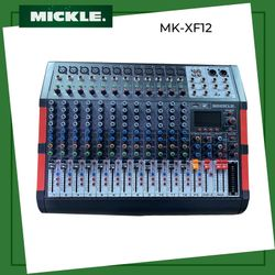 MICKLE MK-XF12 Professional Mixer Series