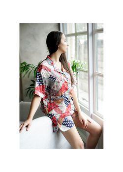 Intissimo Ellie Silk Short Pyjama