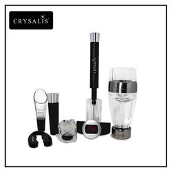 CRYSALIS Premium Wine Accessories Wine Lovers Air Pressure Wine Bottle Opener,
