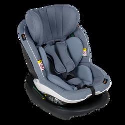 BeSafe iZi Modular X1 i-Size Car Seat - Cloud Mélange