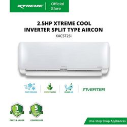 XTREME COOL 2.5HP INVERTER Split Type Aircon (XACST25i)