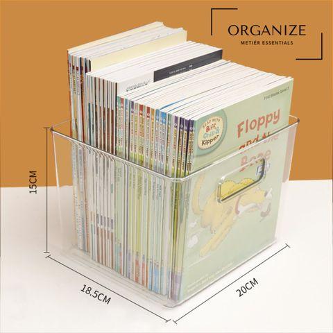 Clear Acrylic Organizer -Square