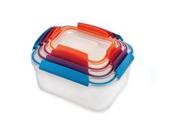 Joseph Joseph Nest Lock 4Piece Container Set Multicolor/81090