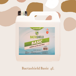 Bactakleen Bactashield Basic 4L