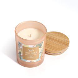 Happy Island Sweet Vanilla Soy Candle 8oz
