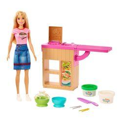 Barbie Career Cook & Bake Noodles Bar Playset
