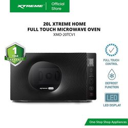 XTREME HOME 20L Full Touch Microwave Oven (XMO-20TCv1)