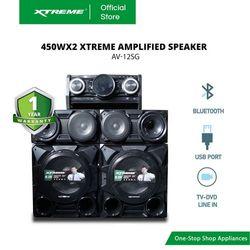 XTREME 450Wx2 Amplified Speaker (AV-12SG)
