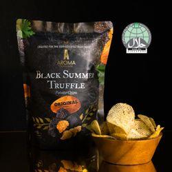 Black Summer Truffle Potato Chips Original