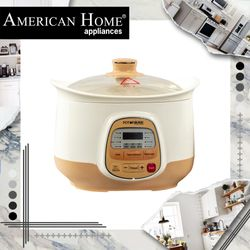 American Home AHSC-2200FZ Slow Cooker 1.8L