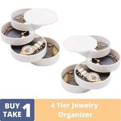 BUY1TAKE1 - Homescapes Jewelry Storage Box